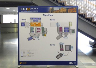 031 - Stand sign AG2 - floorplan